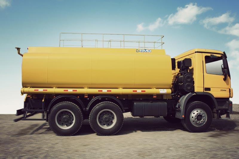 Rmb sateci for Cisternas de agua a domicilio